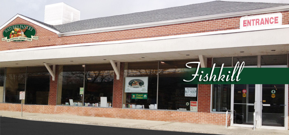 Nature's Pantry Fishkill Store Front
